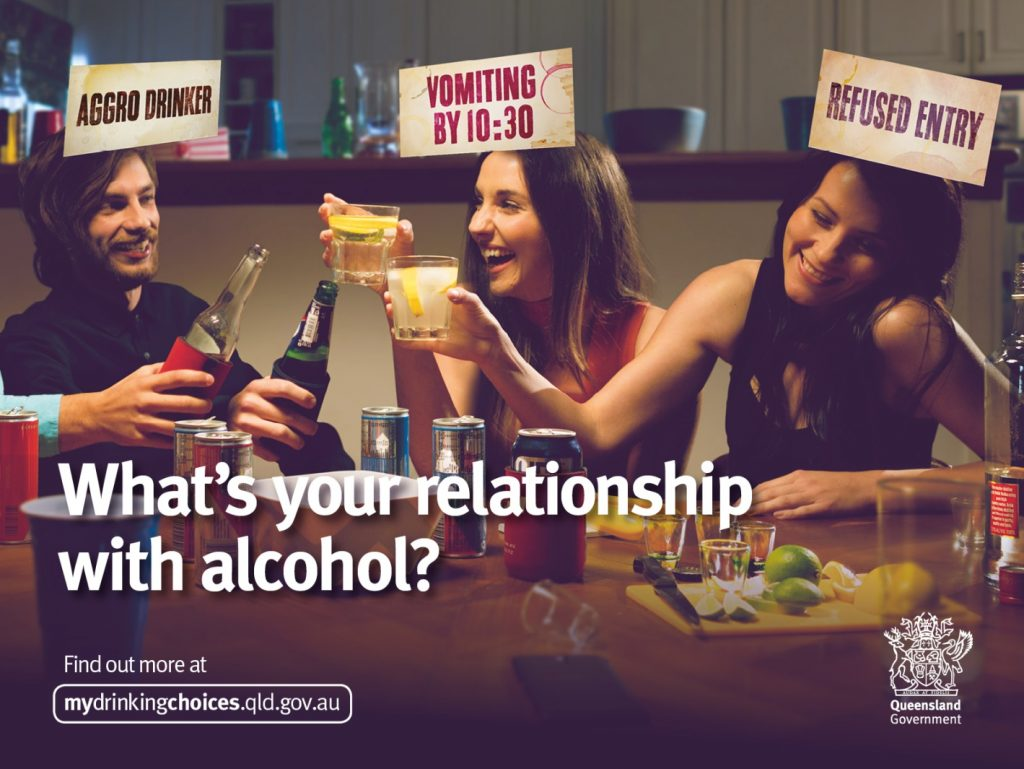 is alcohol impacting your relationships In societies with a more ambiguous and uneasy relationship with alcohol, where drinking is a moral  serve to define and regulate social relationships,.