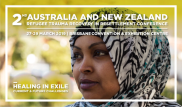2nd Australia and New Zealand Refugee Trauma Recovery in Resettlement Conference