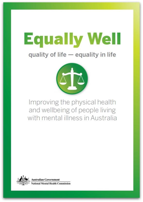 Equally Well: Quality of life - Equality in life ...