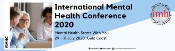 International Mental Health Conference 2020