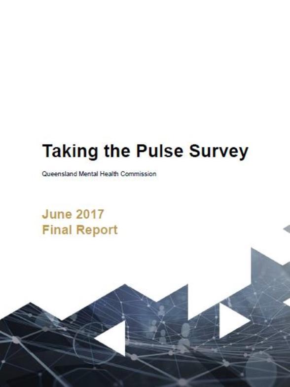 QMHC Annual Survey 2017
