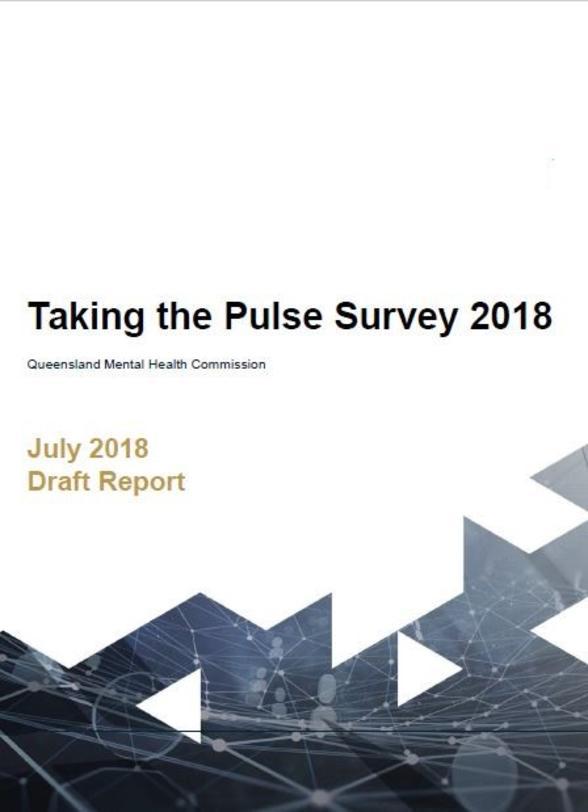 QMHC Annual Survey 2018