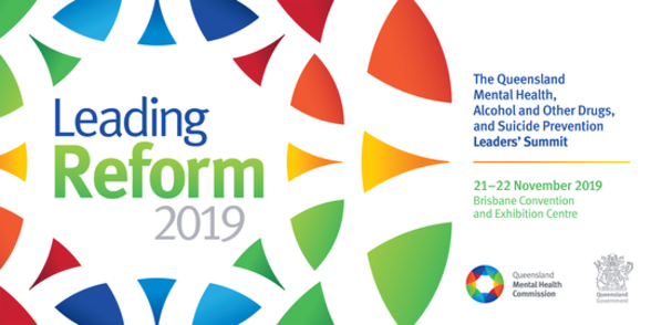Leading reform summit 2019 graphic
