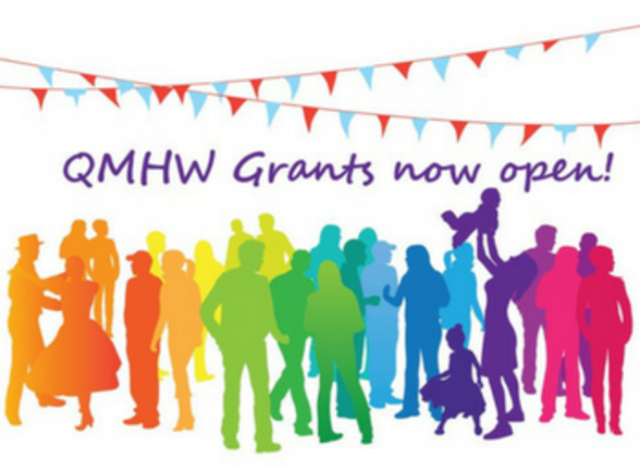 QMHW Grants graphic