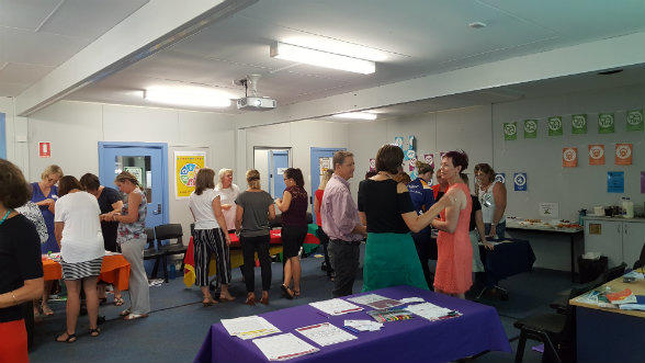 Wheel of wellbeing participants