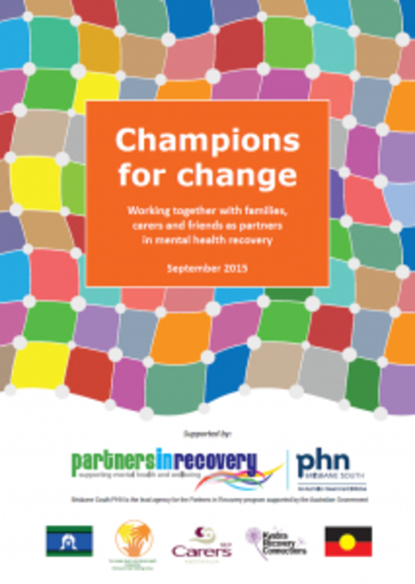 Champions for Change picture