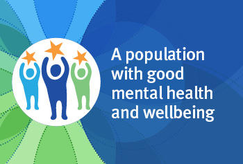 Outcome 1 - Good mental health and wellbeing