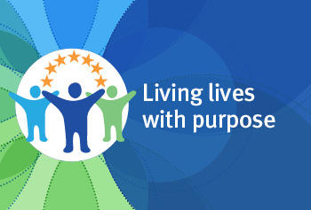 Outcome 4 - Living lives with purpose