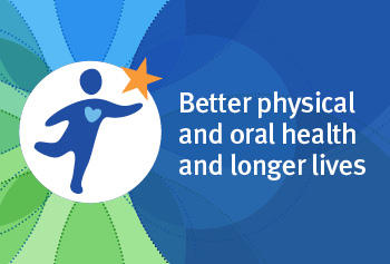 Outcome 5 - Better physical and oral health, and longer lives