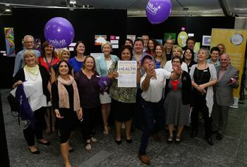 2016 Queensland Mental Health Week sector launch