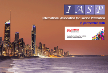 IASP 31st World Congress of Suicide Prevention and Intervention