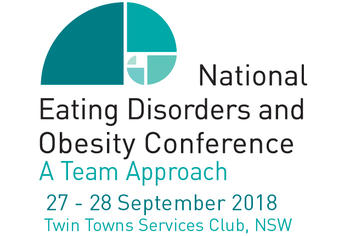 National Eating Disorders and Obesity Conference logo