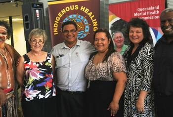 Closing the Gap for Indigenous mental health - 19 March 2015