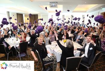 Mental Health Week Achievement Awards hats off