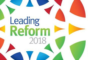Leading Reform Summit 2018