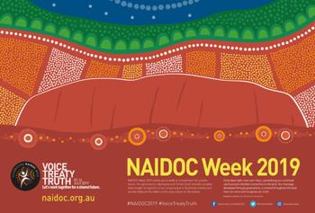 Naidoc Poster 2019