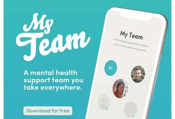 My team App