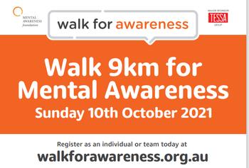 Walk for Awareness 2021