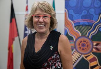 Ms Haylene Grogan, Chief Aboriginal and Torres Strait Islander Health Officer