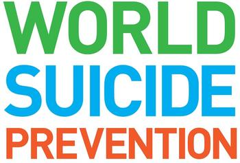 World Suicide Prevention Day logo
