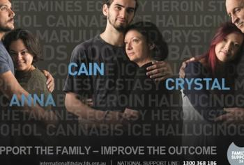 International Family Drug Support Day 2018--Commissioner's Message