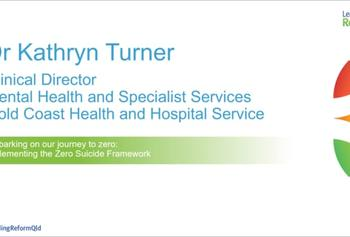 Dr Kathryn Turner
