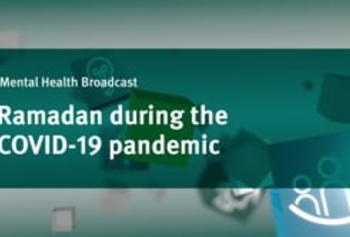 Mental Health broadcast to the Islamic community