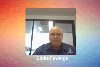 Leading reform — Eddie Fewings