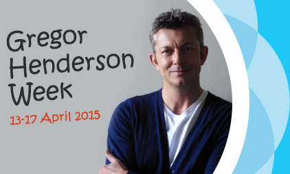 Information about Gregor Henderson Week | Featuring international mental health and wellbeing expert Gregor Henderson. Register now!