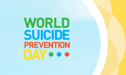 Information about World Suicide Prevention Day | Take a minute, change a life<br />