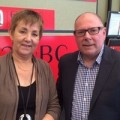 Commissioner discusses reducing stigma and Schizophrenia Awareness week on 612 ABC Brisbane