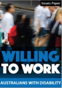 Willing to Work