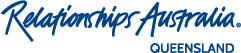 Relationships Australia Queensland logo